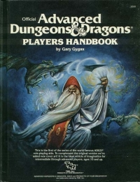PHB 2nd Cover Version